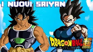 IL FUTURO DI DRAGON BALL SUPER - I NUOVI SAIYAN