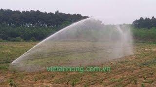 Súng tưới cây bán kính 70m - Nodolini - S70 - Italy (Việt An Nông)