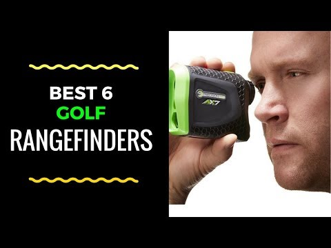 Top 6 Best GOLF RANGEFINDERS 2018~BEST GOLF RANGEFINDER Reviews~GOLF Laser RANGEFINDER