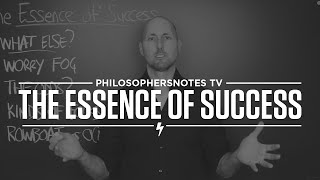 PNTV: The Essence of Success by Earl Nightingale
