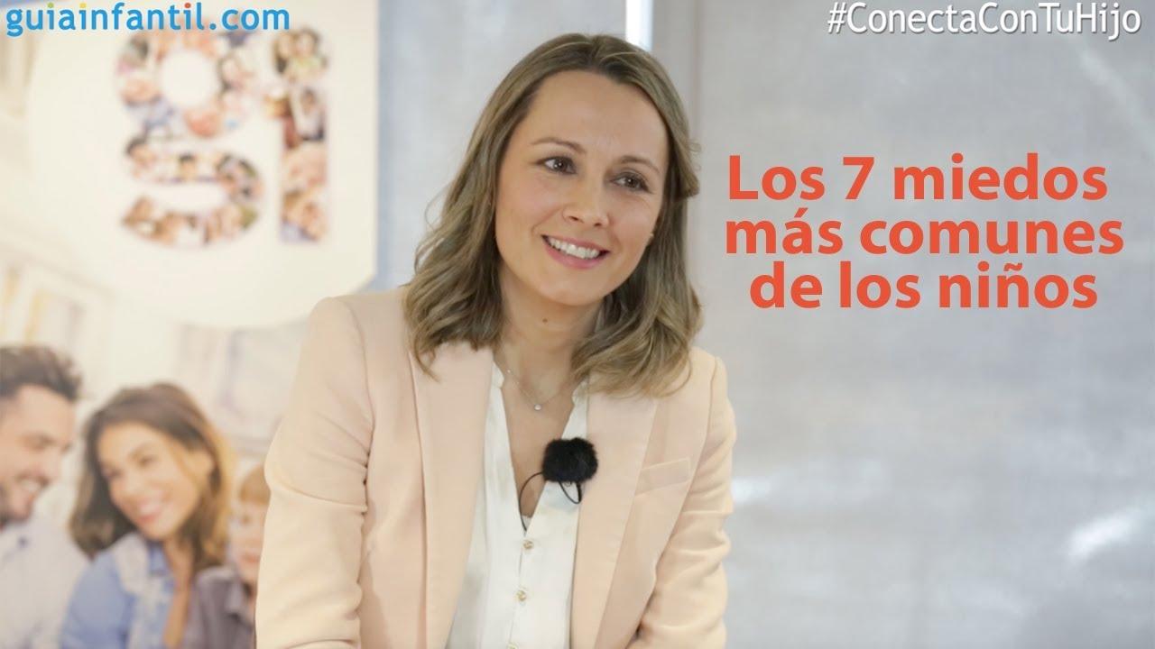 Los 7 miedos más habituales de los niños | #ConectaConTuHijo