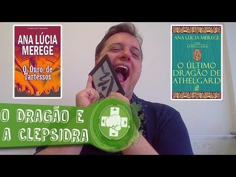O DRAGÃO E A CLEPSIDRA   Meia-Lua Opina (Contos)