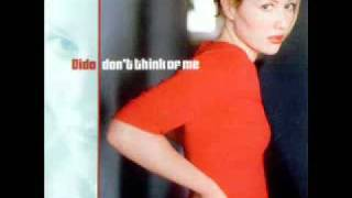 Dido - Don't think of me (HQ Audio)