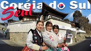 ⛩ Seul, a capital da Coréia do Sul   Felipe, o pequeno viajante
