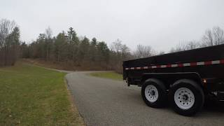 Finishing the Year with a new line of Dump Trailers