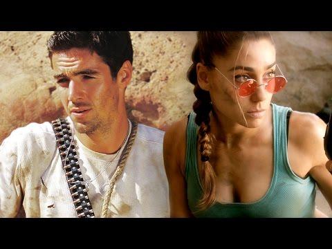 Mlátička superhrdinů: Lara Croft vs. Nathan Drake