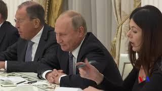美俄展現談判意願處理《中導條約》問題