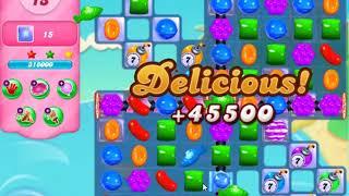 Candy Crush  Saga Level 3290