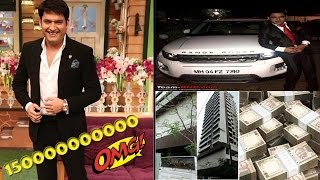 Kapil Sharmas Income  Houses  Cars  Family  Lifestyle  Biography