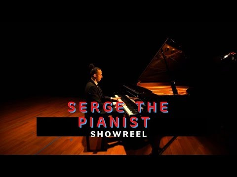 Serge The Pianist Video