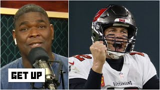 'Again?!'- Keyshawn Johnson reacts to Tom Brady making his 10th Super Bowl | Get Up