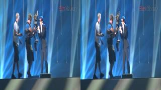 Donny Montell -- Love Is Blind - 3D - Eurovision Song Contest - Lithuania 2012 - Final