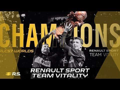 Renault Sport Team Vitality - World Champions - The documentary
