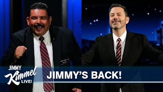 Jimmy Kimmel on Trump's Crazy Summer & The Virtual Emmys