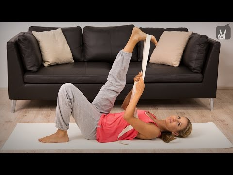 Wund Taille Gymnastik