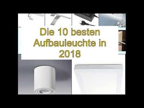 Die 10 besten Aufbauleuchte in 2018
