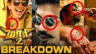 Maari 2 Trailer Breakdown & Review | Dhanush | Sai Pallavi | Balaji Mohan | Yuvan Shankar Raja