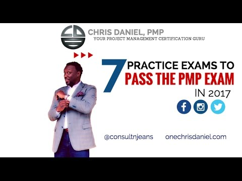 7 Practice Exams to Pass the PMP 2017 - YouTube