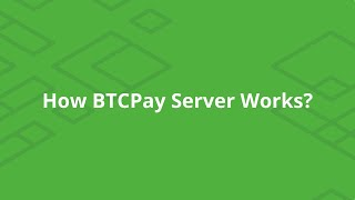 How BTCPay Works