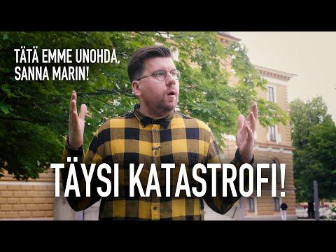 kaikkien aikojen suomalaisten rahojen ryöstö Marinin johdolla