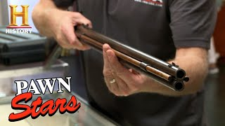 Pawn Stars: Target Rifle J.H. Rector (Season 12, Episode 18) | History