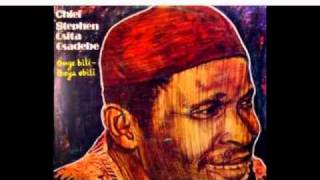 Chief Osita Steven Osadebe  Ije Awele