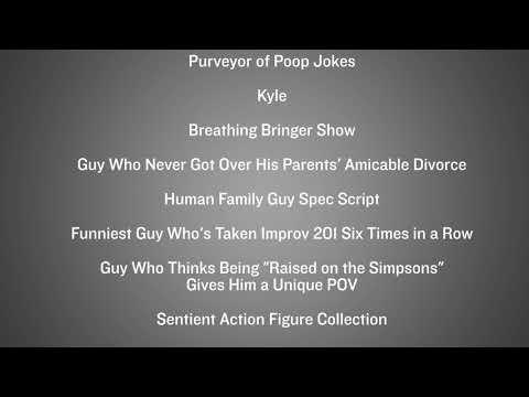 The Full Parade Of Dicks | Full Frontal on TBS