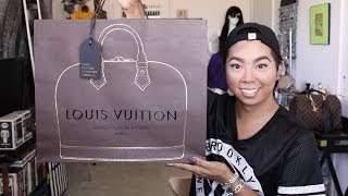 Louis Vuitton Unboxing (Ala Moana Store Reopening)  |  Style Minded