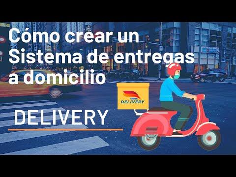 , title : 'Cómo CREAR 🤔 un SISTEMA de ENTREGA a DOMICILIO 🏡 (Delivery) 🤑'
