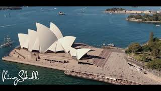 Sydney Australia filmed by Kingskull DJI Phantom 3