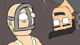 Markiplier Animated - The Evil Within - Dungeoneer Cartoons