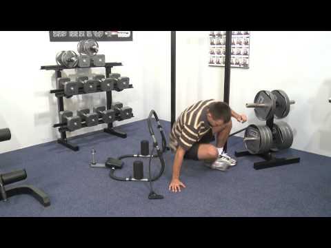 Ćwiczenia dla wewnętrznych mięśni ud na siłowni