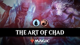 THE ART OF CHAD | Izzet Gadwick Control [MTG Arena]
