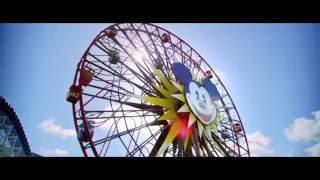 2015 buzz lightyear attacks disneyland resort 2016 tv commercial advertisement reclame hd 1