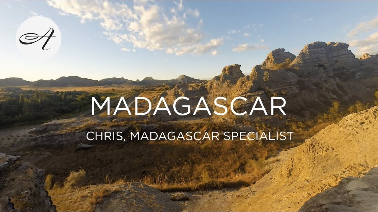 My travels in Madagascar, 2017
