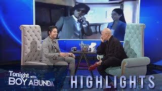 TWBA: Daniel gives trivia about the viral video in Bangkok