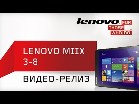 Lenovo MIIX 3-8