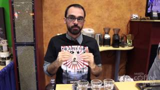 SCAA 2014: JC Coffee Cupping Demonstration