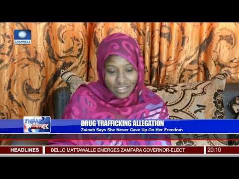 Zainab Habib Narrates Ordeal In Saudi Prison