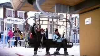 preview picture of video 'Narty w Erzurum, Turcja - Itaka Hotel Dedeman Palandoken Ski Resort'