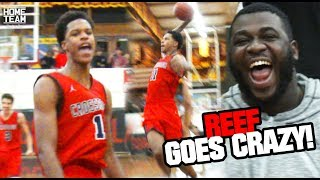 Shareef O'Neal Goes OFF!! Buzzer Beating Dunk To Force OT - Highlights vs. Foothills