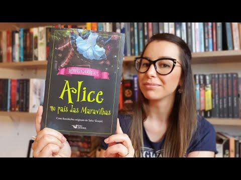 [Eu li] Alice no país das maravilhas, Lewis Carrol