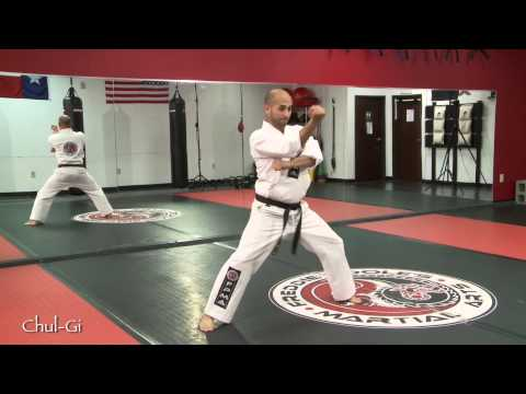 Martial Arts | Forms | Chul-Gi Video