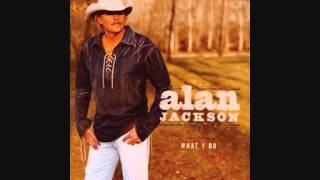 """USA Today"" - Alan Jackson Lyrics in description"