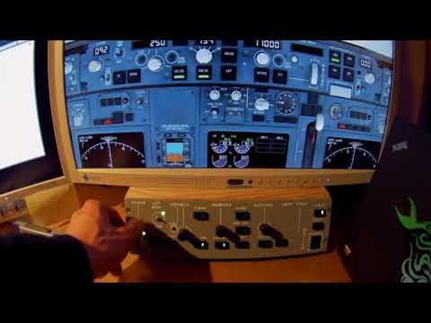 X-Plane and Arduino Test - смотреть онлайн на Hah Life