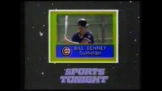 "'KPNX-TV, Ch. 12' - Show Promo for ""Spring Training Revisited"" w/ Bill Denney (1983)"