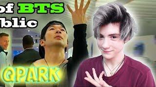 DANCING KPOP IN PUBLIC COMPILATION - BEST OF BTS by QPark!! Реакция | QPark | Реакция на QPark BTS