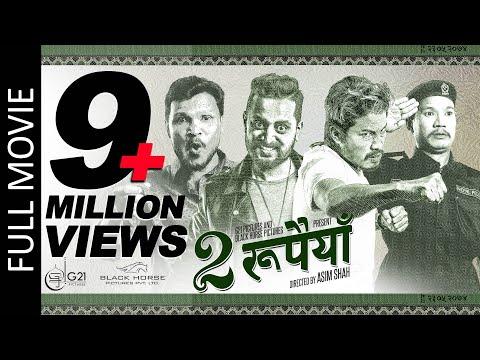 Dui Rupaiyan - New Nepali Full Movie 2019/2076   Nischal Basnet, Asif Shah, Buddhi Tamang & Menuka
