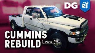 How To Build A Million Mile 12v Cummins Hauler #1Mil12v (Part 1)