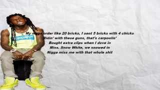Lil Wayne - Krazy (Lyrics)